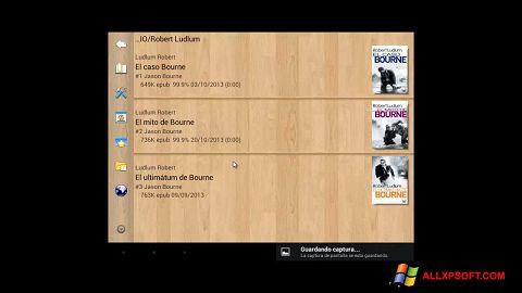 Screenshot Cool Reader para Windows XP